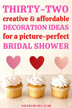 32 Bridal Shower Decorations for a Picture-Perfect Party Bridal Shower Backdrop, Bridal Shower Tea, Bridal Shower Games, Reception Table Decorations, Bridal Shower Decorations, Bridal Shower Planning, Wedding Planning, Brides And Bridesmaids, Bridesmaid Tips
