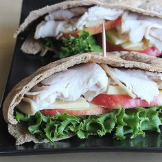 15 Healthy Sandwich Ideas That Make Lunchtime Special: Whether it's you or a little one heading back to school or you just need to change up a stale lunchtime routine, a sandwich is the perfect place to start.