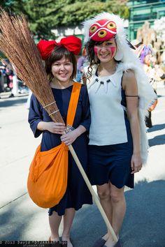 Kiki and San, Sakura-Con 2013 - Sunday - Cosplay Photos from David DTJAAAAM Ngo