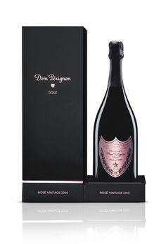 Dom Perignon Rose - fresh and lovely!
