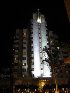 Cadillac Hotel in Miami-Dade County, Florida.