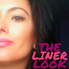 the liner look. #lips & #liner. #nomas. #motd #makeup #DIVAlicious