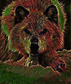 Wolves, Natural, Artwork, Animals, Instagram, Work Of Art, Animales, Auguste Rodin Artwork, Animaux