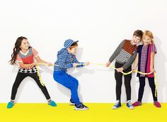 Benetton campaign #ads #kids #colorful