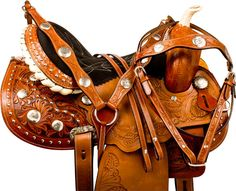 """Our best selling barrel racing design is now back in stock for only $599.99 on sale now! Sizes 14-16"""" available! #saddle #saddles #western #westernsaddle #westerntack #tack #horsetack #tackset #horses #horse #equine #equestrian #cowgirl #barrelracing #barrelracer #turnandburn #chasingcans #rodeo #rodeoqueen #horseriding"""
