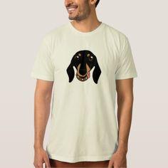 #The cute Dachshund short-legged doggie friend T-Shirt - #dachshund #puppy #dachshunds #dog #dogs #pet #pets #cute