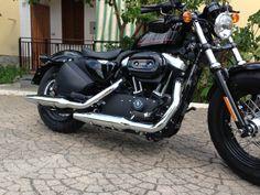 #HarleyDavidson #Sportster #Motorcycle #883 #Iron #Bagger #Biker #Bikers #Passion #LiveFreeMotorStylish #MadeInItaly #Freedom #Riders #sportsterbags #harleydavidsonbags #fortyeight #fortyeighters #sporty