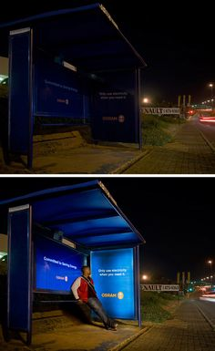 20 Clever Bus-Shelter Ads to Brighten Your Travels | Adweek