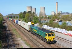 RailPictures.Net Photo: 66502 Freightliner FL 66 at Oxon, United Kingdom by Wayland Smith