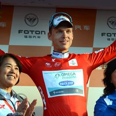 Martin Doubles Down in China with Stage Win!