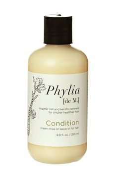 Condition cream rinse or leave-in for hair | Shen Beauty