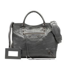 Balenciaga Classic Velo Handbag Women Gris Fossile - Discover the latest collection and buy online Women on the Official Online Store.