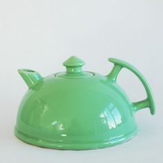 Teapot - vintage. One of a kind!