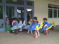 Fish and shark costumes                                                       …
