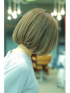 リップス 吉祥寺アネックス店(LIPPS) 前下がりボブ 大人かわいい ストレートヘア