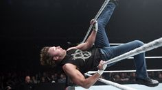 Dean Ambrose , WWE Live Event in Antwerp, Belgium, 17th April 2015