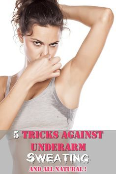Check this out and find out how you can get rid of sweating , when your deodorant is not doing the job any more.