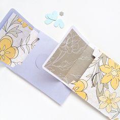 DIY Stationery - Mini Flap Envelopes - Maritza Lisa