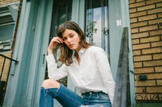 Sadie Newman || Brooklyn, NY || Photographed by Michael Dumler ||