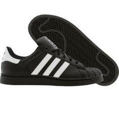 Adidas Superstar 2 K (black1 / white / black1) G04531 - $54.99