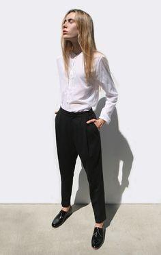 Hope Ferry Trouser, Polder Janvier Shirt, Dieppa Restrepo Cali shoes