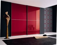 Bedroom Design: 59 ideas wardrobe wood finish and glass panels Sliding Wardrobe Designs, Wardrobe Design Bedroom, Sliding Wardrobe Doors, Bedroom Decor, Bedroom Cupboard Designs, Bedroom Cupboards, Bedroom Designs, Home Design, Home Interior Design