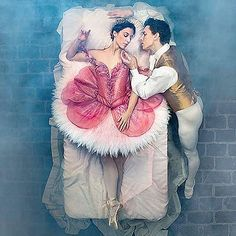 from featuring Aurora and our Prince for David McAllister's The Sleeping Beauty! We can't beleive it's only 2 weeks to go . Lana Jones and Kevin Jackson Ballet Tutu, Ballet Poses, Ballerina, Ballet Costumes, Dance Costumes, Kevin Jackson, Ballet Shows, Australian Ballet, Colourful Outfits