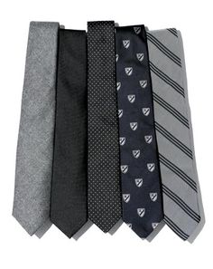 Five best ties