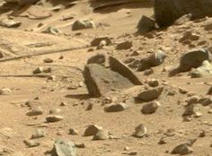 UFO SIGHTINGS DAILY: Ancient Bowl On Mars Found By Curiosity Rover, May 2014, UFO Sighting News.