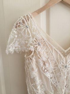 BHLDN Etoile Aurora Second Hand Wedding Dress