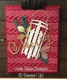 | Blog of a Stampin' Up! Demonstrator Christmas Card Crafts, Christmas Cards To Make, Xmas Cards, Holiday Cards, Christmas Ideas, Diy Homemade Cards, Stampin Up, Stamping Up Cards, Winter Cards