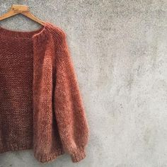 - Color Rain Cardigan - Pattern in the making! - Diy And Crafts Wooly Jumper, Mohair Sweater, Men Sweater, Knitting Designs, Knitting Patterns, Knit Cardigan Pattern, Cardigan Outfits, Diy Clothes, Knit Crochet