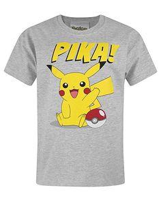 Tee shirt pikachu : idées cadeaux pour les accros de pokémons