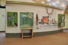 Iowa DNR Lewis and Clark Exhibit, Onowa, Iowa