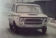 Fiat 122, de latere Simca 1000