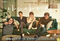 My Mister 2018 tvN. Lee Sun Kyun, IU. Drama, 16 Episode