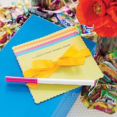 Jenna Bush Hager's Colorful Baby Shower | The Well-Wishes | SouthernLiving.com