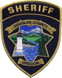 Douglas county Sheriff OR