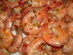 Nothing like spicy AL Gulf Coast Shrimp