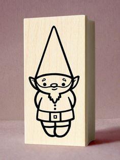 Gnome Stamp