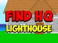 You are a member of a secret club. The headquarters is somewhere in the Lighthouse. Look around and find clues to help you find HQ. Good luck!