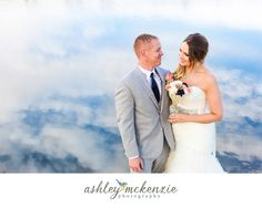 Highland Meadows Golf Course Wedding Photography in Windsor, CO | Alison & Zac by: Ashley McKenzie Photography
