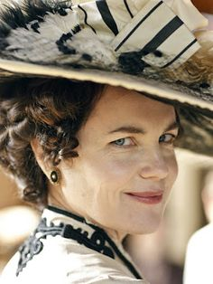 DOWNTON ABBEY Cora Crawley - See photos of the UK Period Piece Masterpiece Theatre series