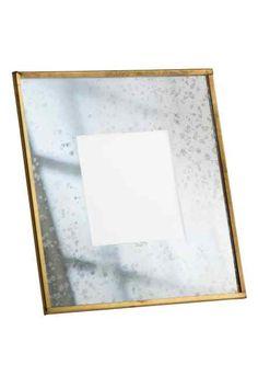 Metalen fotolijst