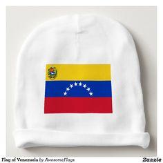 Flag of Venezuela Baby Beanie