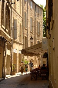 France, Montpellier - Home sweet home. One of the best ways to explore the Languedoc-Roussillon region is by bike. Find out more about our self-guided cycling trips here: http://www.discoverfrance.com/regions/languedoc-biking-tours.php
