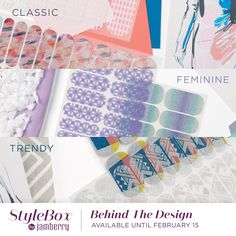 Check out the February 2016 StyleBox! These designs are straight from the runway! Which style do you like best?