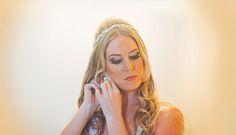 Tulle - Acessórios para noivas e festa. Arranjos, Casquetes, Tiara | ♥ Luciana Dorta