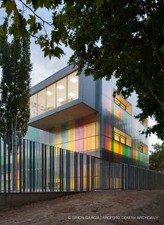 Gallery of School in Ejea de Los Caballeros / Cruz Diez García + Santiago Carroquino Larraz - 6