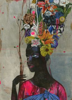Olaf Hajek y su Expresiva Paleta de Color